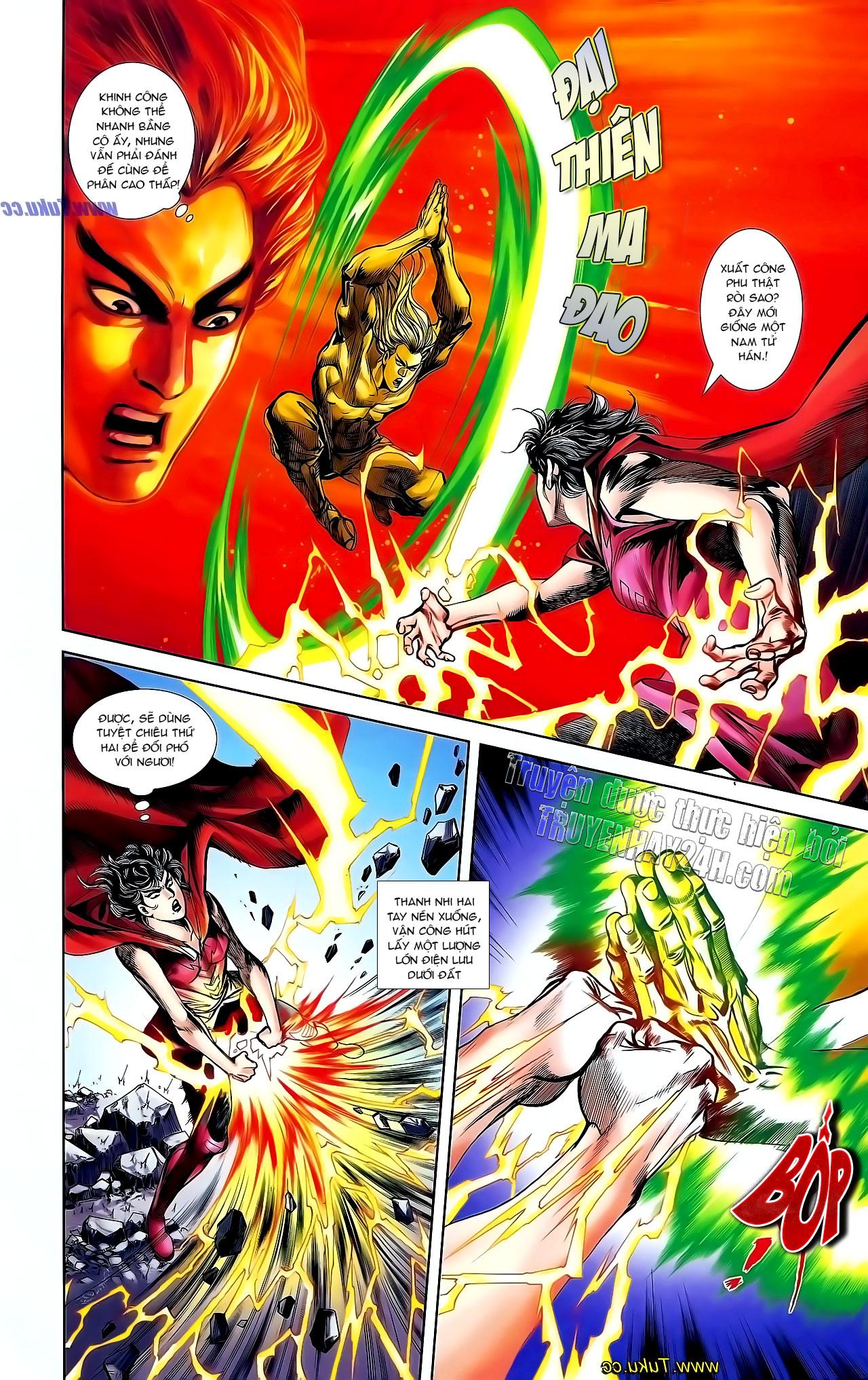 Cơ Phát Khai Chu Bản chapter 130 trang 24
