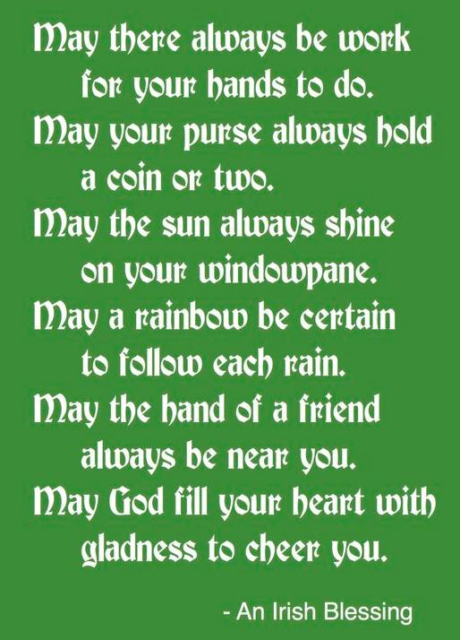 The Irish Gift House: Irish Blessings