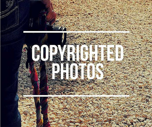Copyrighted Photos - Easy Photo Tips