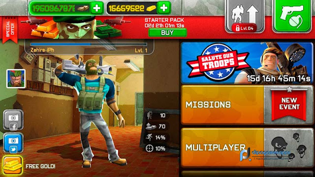 Download Respawnables APK + OBB (MOD, Unlimited Money/Gold) Terbaru 2018