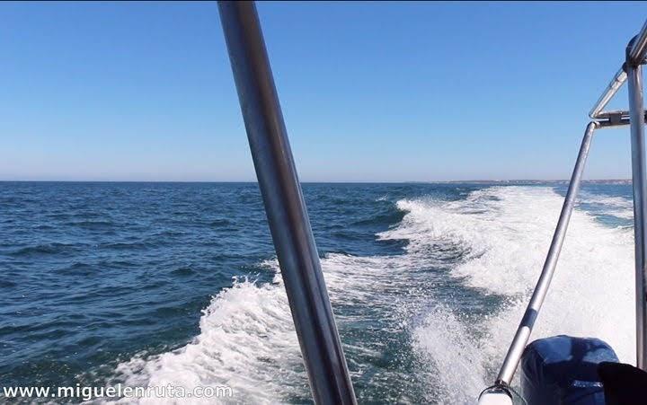 Navegando-a-Dyer-Islan-Sudafrica