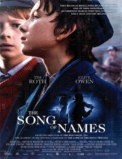 The Song of Names (2019) | DVDRip Latino HD GoogleDrive 1 Link