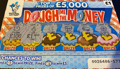 £1 Dough Me The Money