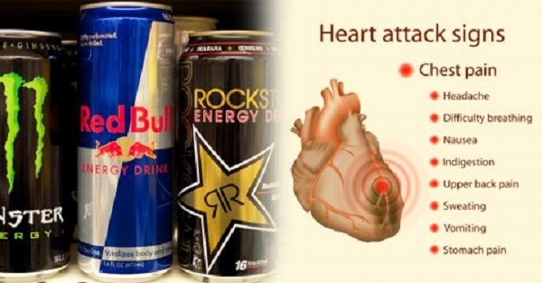 This Is What Happens To Your Heart When You Drink Energy