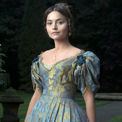 Jenna Coleman in the TV series Victoria (2)