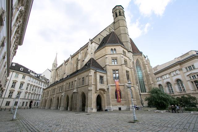 Minoritenkirche-Vienna