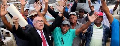 En Guayubín los muertos resucitan para favorecer intereses particulares de un senador