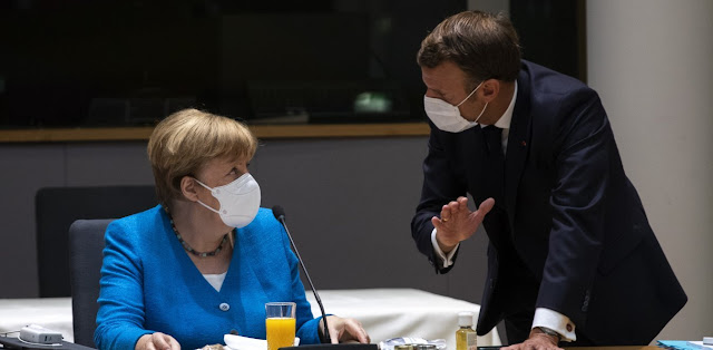 Politico: Η Μέρκελ καλεί τους ηγέτες της ΕΕ να προχωρήσουν σε lockdown