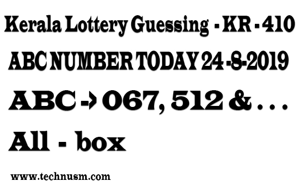 World lottery numbers guessing and prediction,