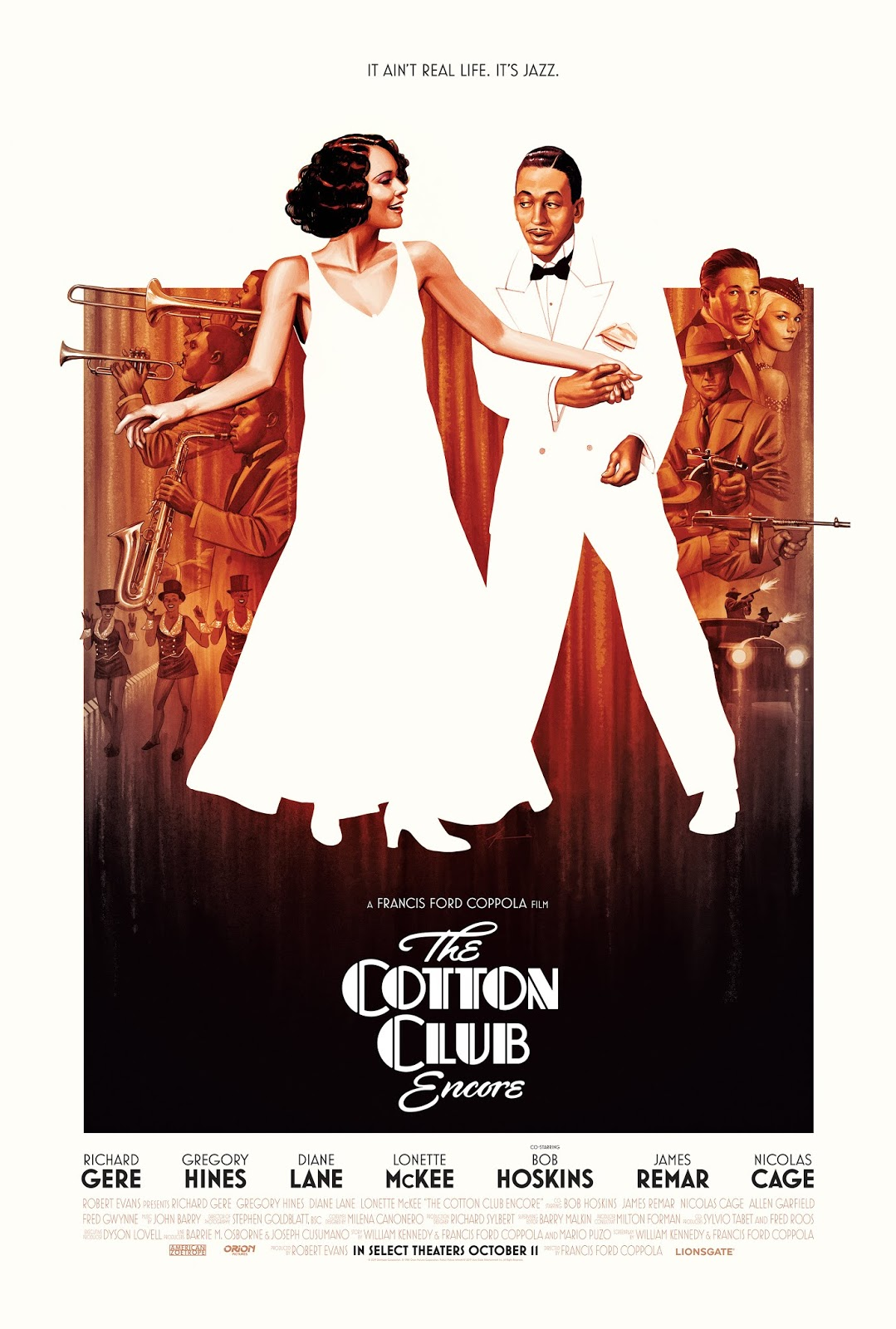 Francis Ford Coppola S Newly Recut The Cotton Club Encore In