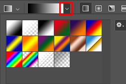cara membuat pelangi di photoshop