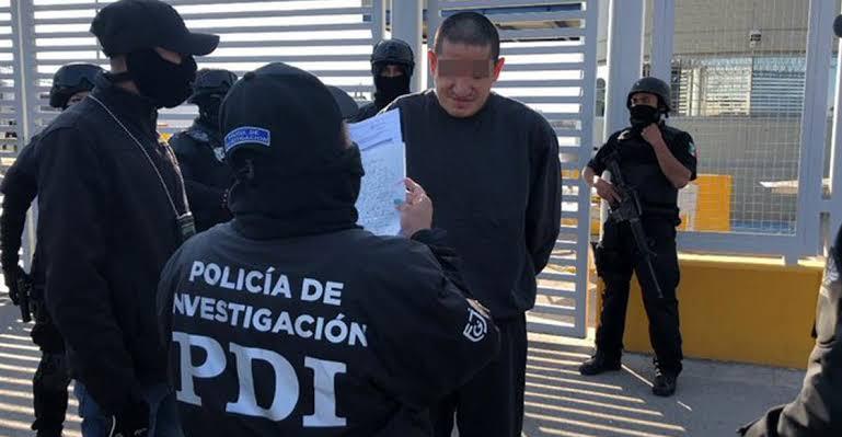 """""""El Lunares"""" líder de la Unión de Tepito pensó que ya había burlado a la justicia pero lo detuvieron nuevamente al salir del penal"""