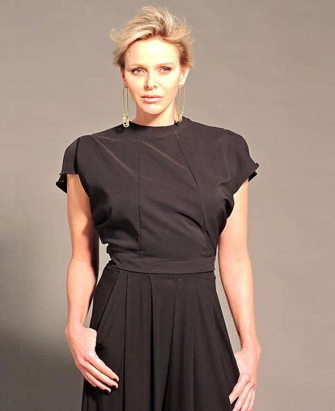 Princess Charlene of Monaco says that she liked the designs of Erre Fashion a lot and that she invited the designers to Monaco. Caxton Magazines
