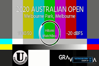 ATP Australian Open Eutelsat 7A/7B Biss Key 20 January 2020