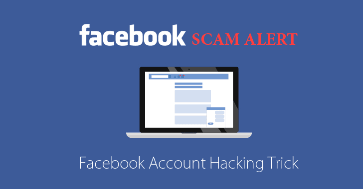 Scam Alert: Your Trusted Friends Can Hack Your Facebook Account