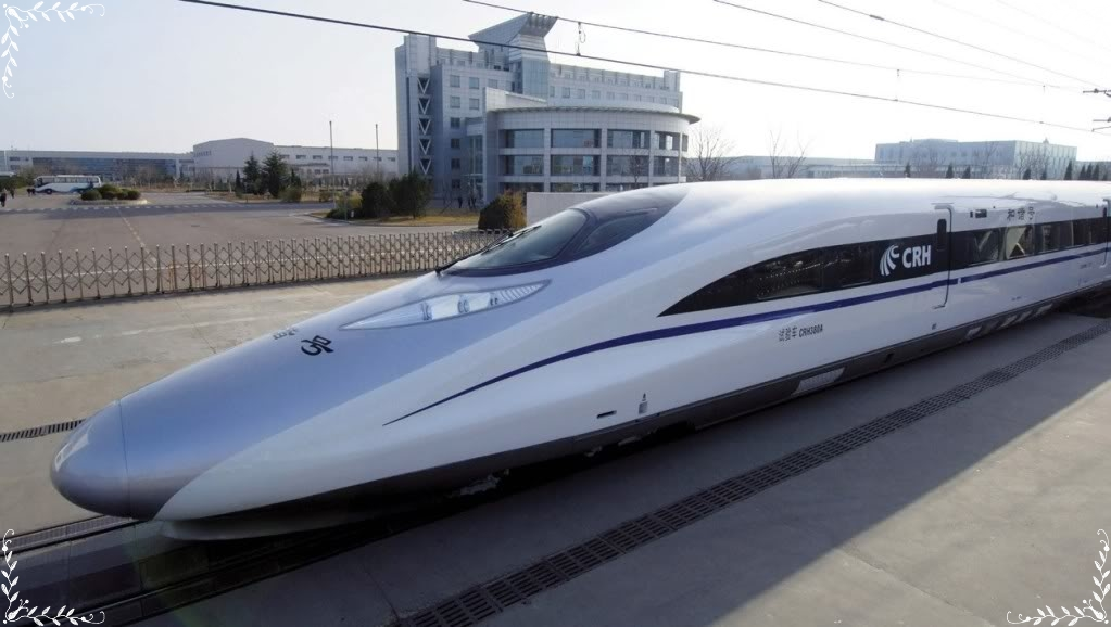 Segala sesuatu yang Wow...di Dunia: >> Kereta Peluru di China ...