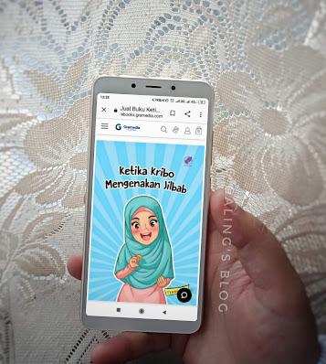 Ketika Kribo Mengenakan Jilbab Nuniek KR adalah novel remaja yang religius dan banyak pembelajarannya