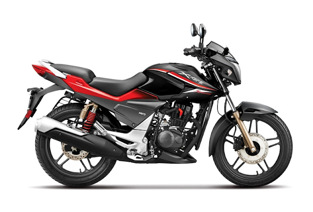 new hero xtreme sports black