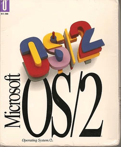 Microsoft OS/2 1.30