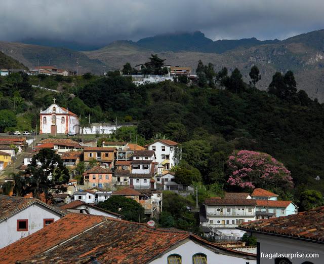 A Igreja da Conceição, Ouro Preto