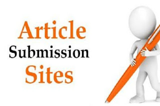 High PR Article Submission Sites List for Website