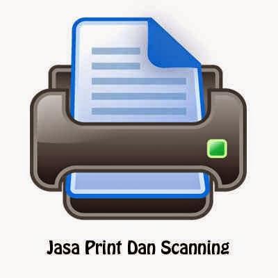 Jasa Print Dan Scanning
