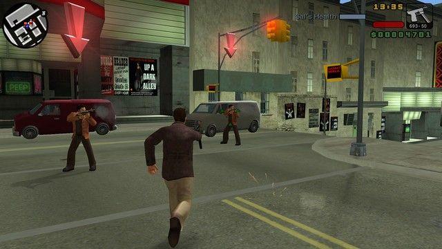 لعبة grand theft auto liberty الجديدة والمدفوعة لكن طبعا نوفرها ( بالمجان