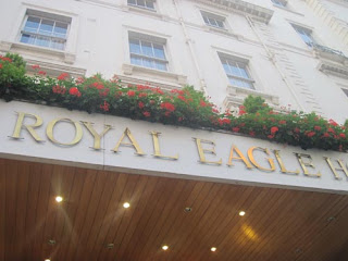 Royal Eagle Hotel.