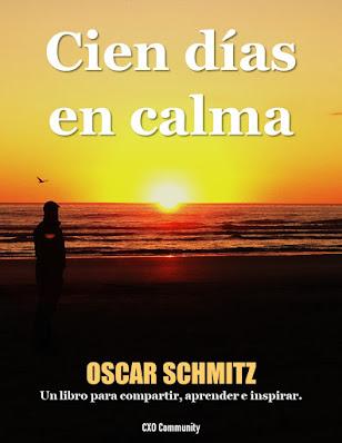 #Libro Cien días en calma (Oscar Schmitz, 2020)