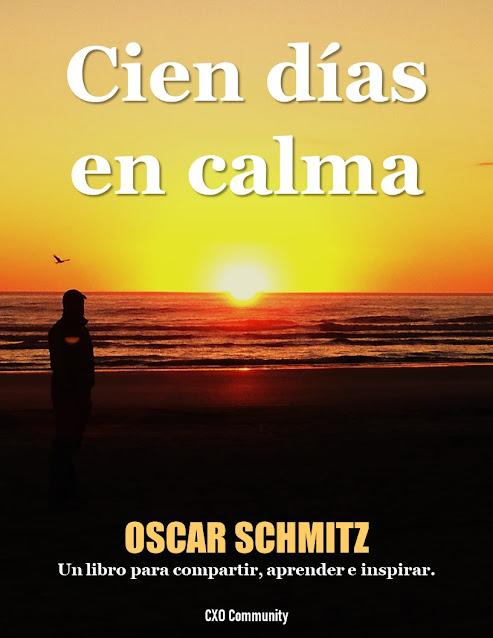 Libro Cien días en calma