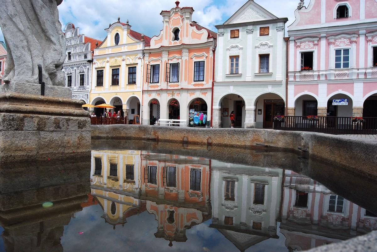Telc République tchèque