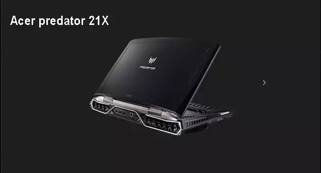 Acer predator 21X: World's Best Gaming Laptop Ever 2020