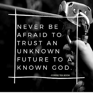 prayer trust spirituality