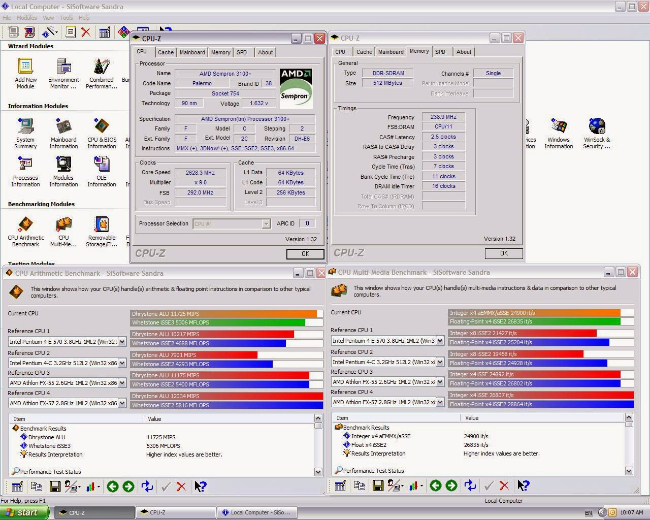 Sisoftware sandra pro business v2012.01.18.10 serials