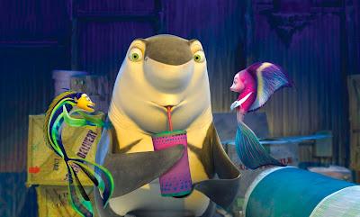 Cena do filme O Espanta Tubarões  (Divulgação: Studio Universal)