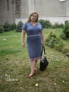 http://mojerobotkowanie.blogspot.com/2014/09/lace-dress-by-me.html