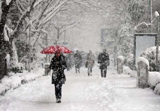 Україну сьогодні накриють дощі і мокрий сніг: температура впаде до -2