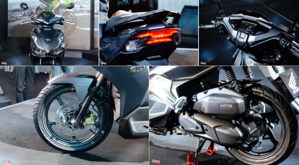 Những mẫu xe tay ga đáng chú ý ở tầm giá 50 triệu đồng