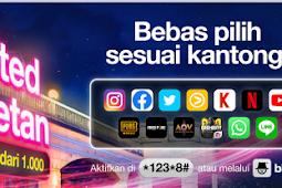 Cara Beli Paket Unlimited Internetan Harian kartu Tri Mulai dari Rp 1000