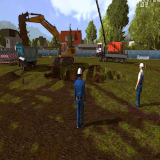 Free Download Construction Simulator 2015 Game For PC Full Version