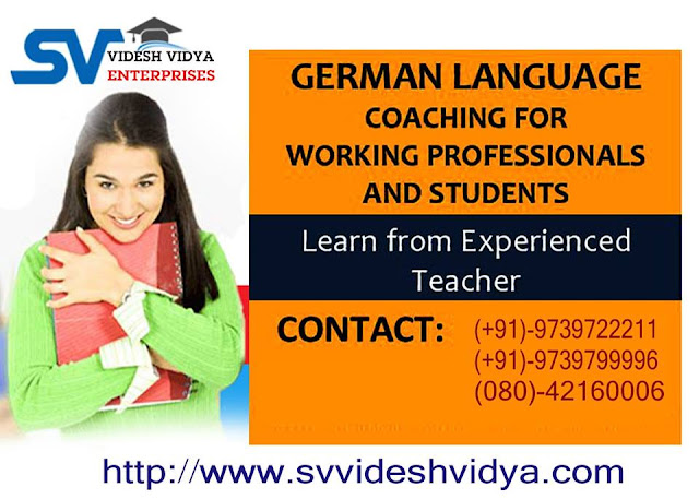 IELTS Coaching in Bangalore for German