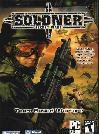 Soldner Secret Wars PC Full (MEGA)
