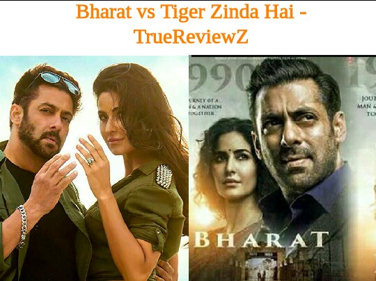 Bharat vs Tiger Zinda Hai: Box Office Collections Comparison | Day Wise | India | Worldwide