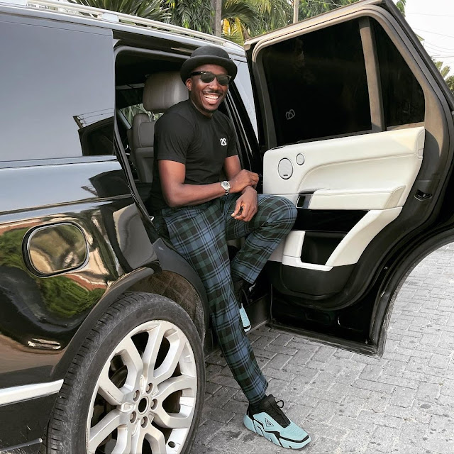 'Not Your Size!' - Bovi Reacts As Chioma Akpotha Asks Him For Shoes On Instagram