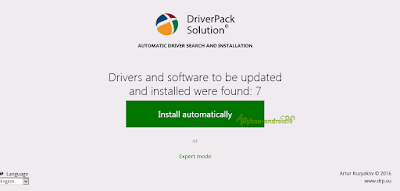 DriverPack Solution 17.4.5 Full Terbaru 2016 Single Link