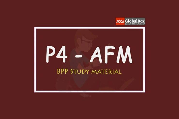 P4 - BPP Study Material, Accaglobalbox, acca globalbox, acca global box, accajukebox, acca jukebox, acca juke box,