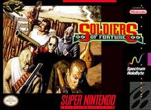 Rom de Soldiers of Fortune - SNES - Em Português - Download