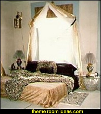 EGYPTIAN BEDROOMS MARIES MANOR