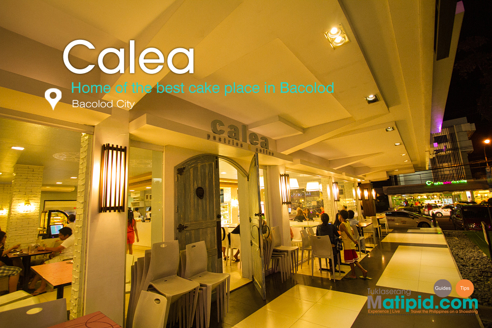 Home of delicious pastries in Bacolod