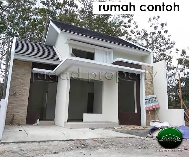 Rumah Siap Bangun dekat Kampus PGRI Jogja